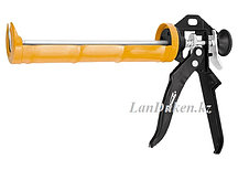 "Пистолет для герметика 310 мл ""полуоткрытый"" круглый шток 8 мм Heavy Duty SPARTA 886325 (002)"