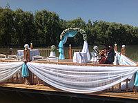 Церемониия регистрации на пирсе, фото 1