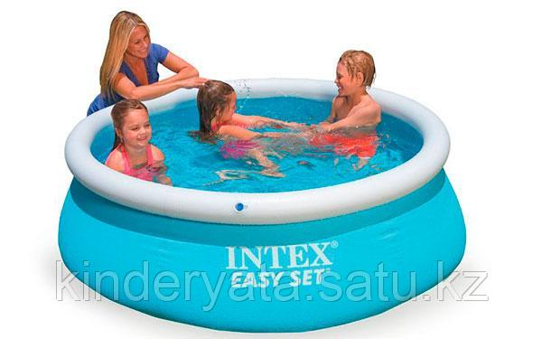 Надувной бассейн INTEX Easy Set Pool, 183х51см