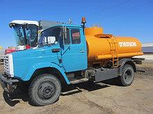 Бензовозы и топливозаправщики