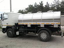 Автоцистерны для воды