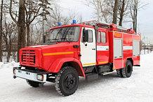 Пожарная спецтехника, автомобили.