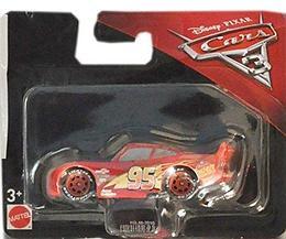 """Cars / Тачки """"Тачки 3"""" Пластиковая модель Молния Маккуин, 8 см."""