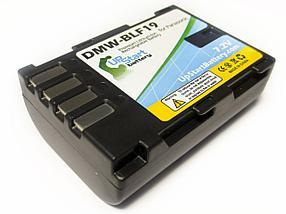 Аккумуляторы DMW-BLF19 от Upstart Канада на PANASONIC Lumix DMC-GH3 DMC-GH4