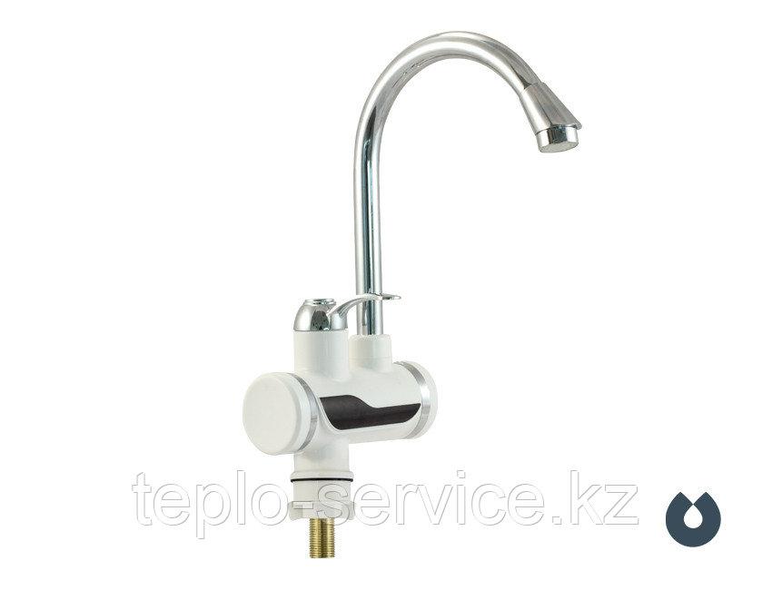 Электрический кран-водонагреватель UNIPUMP BEF-012-02