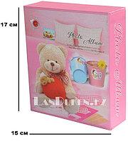 Фотоальбом детский (розовый), фото 1