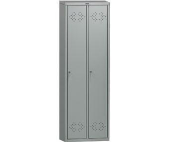 Шкаф металлический для гардероба LS-21