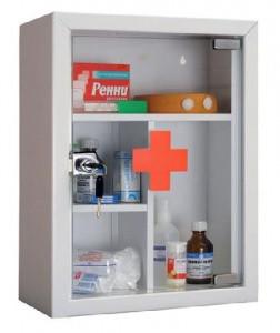 Шкаф-аптечка медицинская MDA 39G (AMD 39G)