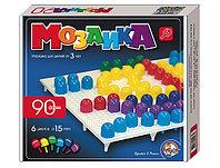 Детская мозаика пластмассовая, 90 элементов