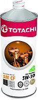 Моторное масло Totachi Eco Gasoline 5W-30 1 литр