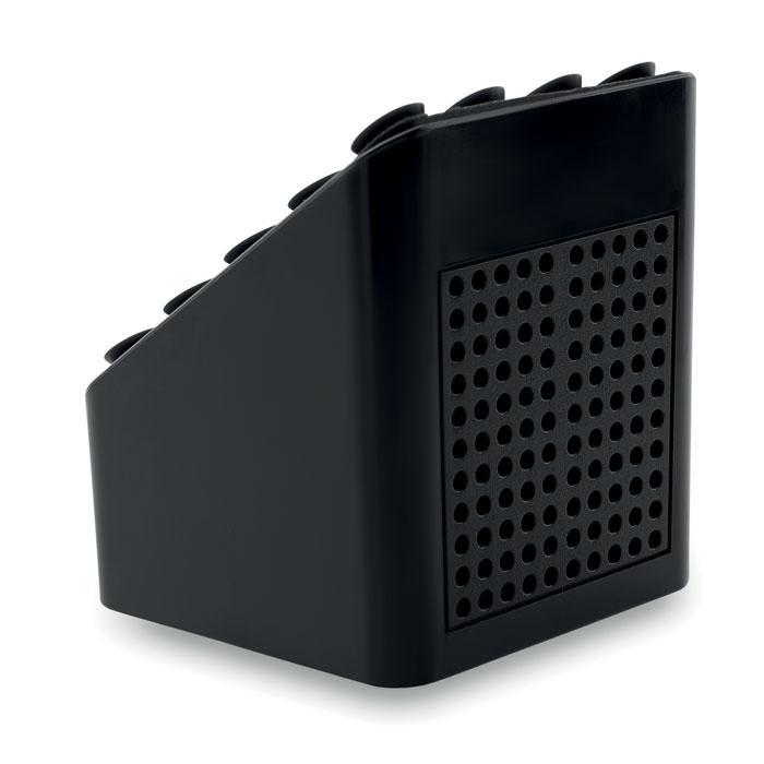 Колонка Bluetooth 2.1 и держатель - фото 2