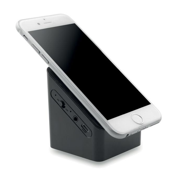Колонка Bluetooth 2.1 и держатель - фото 3