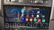 Штатное головное устройство Volkswagen Touareg T5 Android DSK Klever Brain