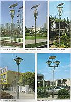 Парковые / дворовые фонари на солнечых батареях TYN-50XX, фото 1