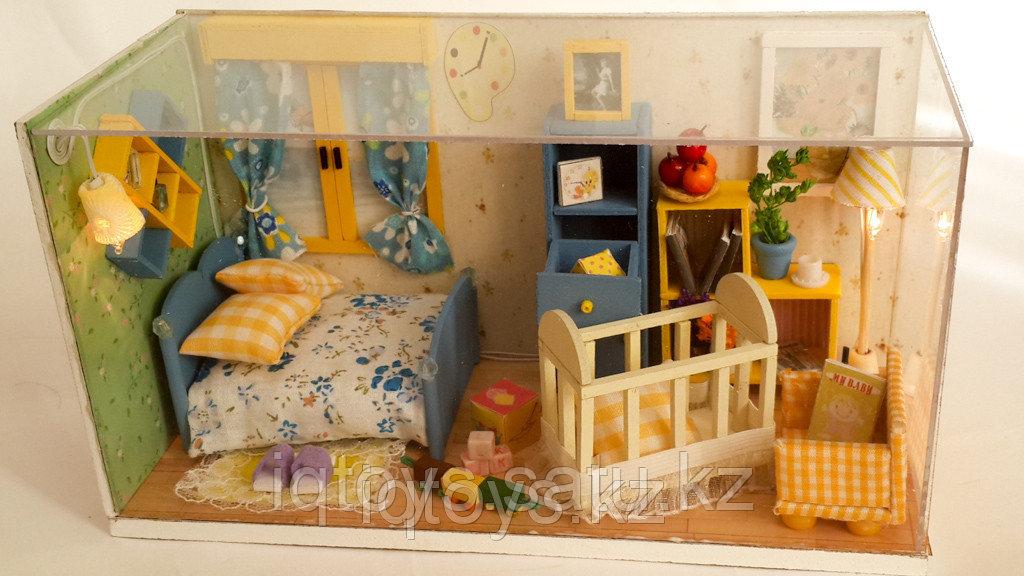 Коллекционный дом Детская комната