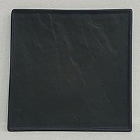 Блюдо каменное квадратное (21х21)