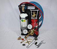 Переносная установка ALLGAS 2000 PS 0.5/2 для пайки твердым припоем железа, стали, цветных металлов, пайка.