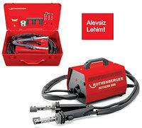 Электрическое устройство для пайки мягким припоем ROTHERM 2000, Безопасная сварка и пайка медных труб. Ротен.