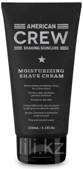 Увлажняющий крем для бритья Moisturizing Shave Cream American Crew 150 мл.