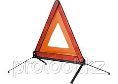 Знак аварийной остановки, усиленный, в кейсе // STELS Россия