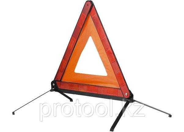 Знак аварийной остановки, усиленный, в кейсе // STELS Россия, фото 2