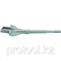 Зубило канальное с опорами, 14 х 22 х 250 мм, SDS PLUS// MATRIX