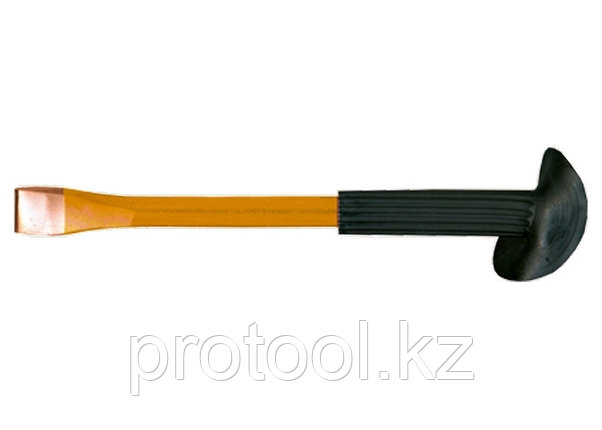 Зубило, 300 х 25 мм, с протектором// SPARTA, фото 2