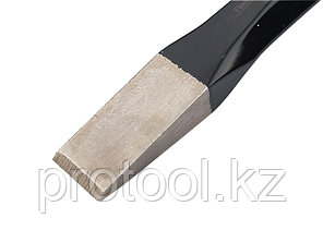 Зубило-скарпель,  254х19 мм, трехкомпон. эргоном. рук-ка, защитный протектор,антикорроз.покр.//GROSS, фото 2