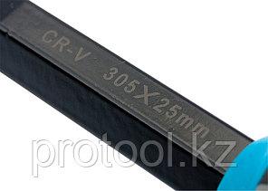 Зубило-скарпель,  305х25 мм, трехкомпон. эргоном. рук-ка,защитный протектор,антикорроз. покр.//GROSS, фото 2
