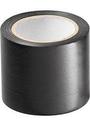 Изолента черная 50 мм х 10 м // MATRIX
