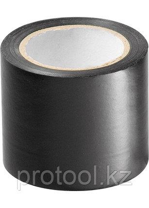 Изолента черная 50 мм х 10 м // MATRIX, фото 2