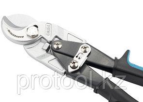"""Кабелерез """"PIRANHA"""", 240мм, двухкомпонентные рукоятки, диаметр кабеля до 14мм,сечение 14мм2 //GROSS, фото 2"""