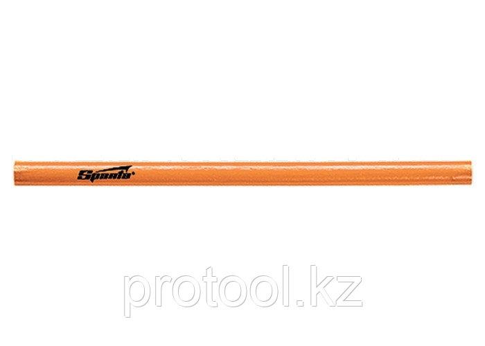 Карандаш малярный, 250 мм, в упаковке 12 шт.// SPARTA