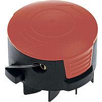 Катушка для триммера автомат, гайка М8, правая, леска 1,6 мм// DENZEL