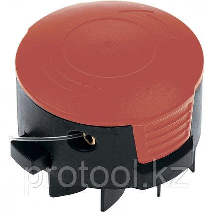 Катушка для триммера автомат, гайка М8, правая, леска 1,6 мм// DENZEL, фото 2