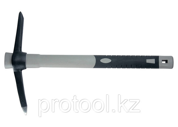 Кирка MINI 400 г, фибергласовая обрезиненная рукоятка 385 мм// MATRIX, фото 2