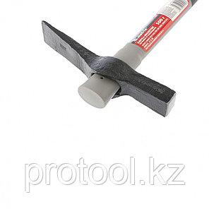 Кирка-молоток печника и каменщика 500 г, фибергласовая обрезиненная рукоятка 385 мм// MATRIX, фото 2