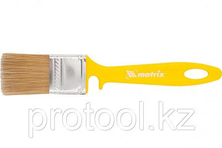 """Кисть флейцевая """"ЛАКИ"""" 35*10 мм// MATRIX Color Line, фото 2"""