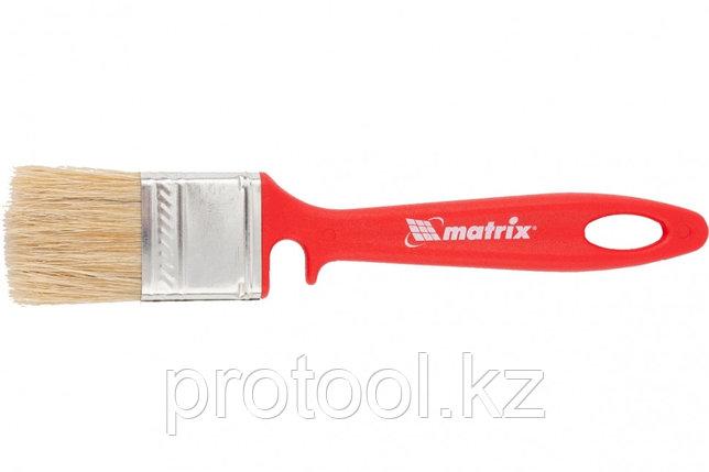 """Кисть флейцевая """"ЭМАЛИ""""  35*10 мм// MATRIX Color Line, фото 2"""