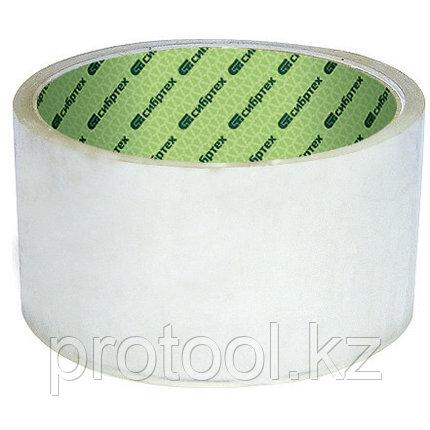 Клейкая лента, 23 мм х 40 м, цвет прозрачный // СИБРТЕХ, фото 2
