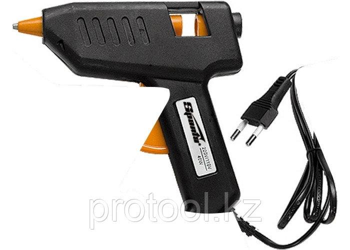 Клеевой пистолет, 11 мм,  40W - 220V// SPARTA