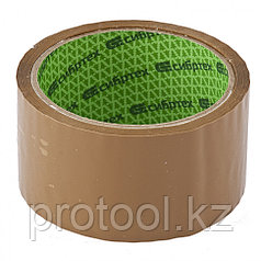 Клейкая лента, 36 мм х 40 м, цвет коричневый // СИБРТЕХ