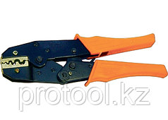 Клещи, 0,5–10 мм, для обжима электрокабеля// SPARTA