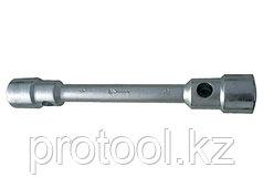 Ключ баллонный  двухсторонний 22х38 мм// STELS