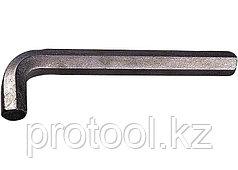 Ключ имбусовый HEX, 4мм, CrV // MATRIX