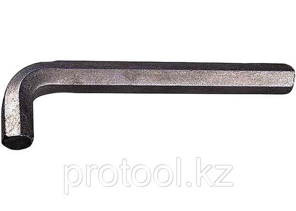 Ключ имбусовый HEX, 4мм, CrV // MATRIX, фото 2