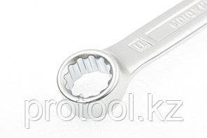 Ключ комбинированный 11 мм, CrV, холодный штамп // GROSS, фото 2