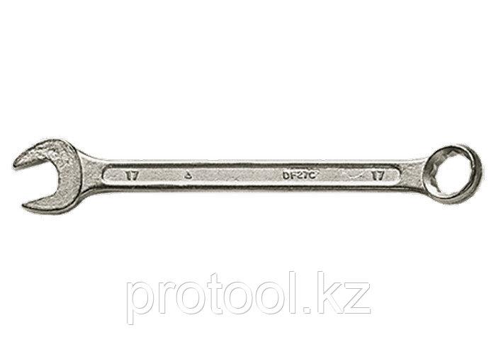 Ключ комбинированный, 6 мм, хромированный// SPARTA