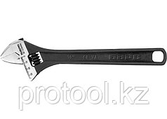 Ключ разводной , 250 мм// БАРС