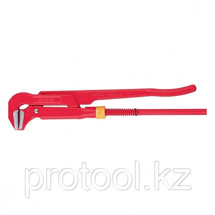 """Ключ трубный рычажный, №1, 1"""",  CrV, тип - """"L""""// MATRIX, фото 2"""